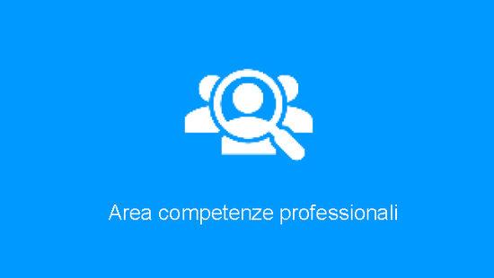 Area competenze professionali