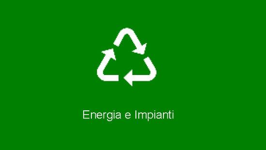 Energia e Impianti